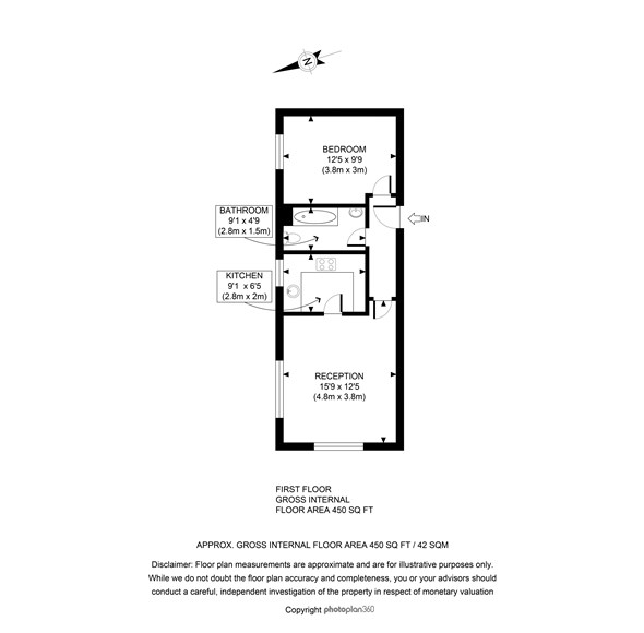 Floor Plan at 42, Erin Court Walm Lane.jpg