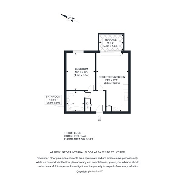 Floorplan at 21 Mulberry Apartments.jpg