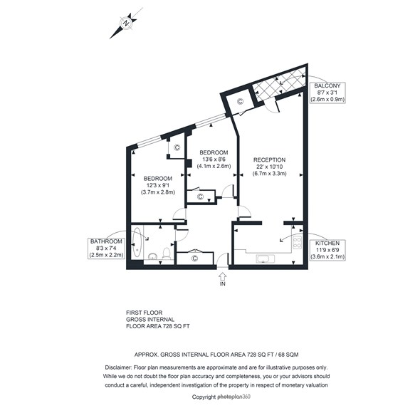 Floorplan at 4 Sammi Court